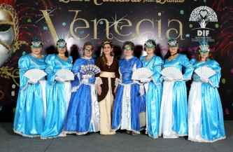 DIF - baile de carnaval de damas4