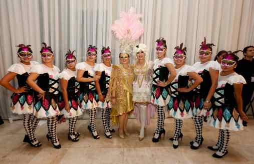 DIF - baile de carnaval de damas7