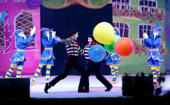 DIF - baile de carnaval de damas8