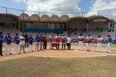 Arranca Liga Municipal de Beisbol en OPB