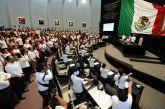 Instalan el Séptimo Parlamento Infantil de Quintana Roo