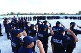 Busca Solidaridad recuperar la confianza de los ciudadanos en la policía