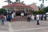 Trabajadores siguen en paro, Ayuntamiento de FCP entra en su apoyo