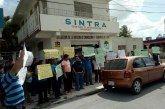 Mototaxistas de la zona maya se revelan ante SINTRA