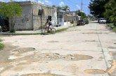 Pírrico presupuesto para rehabilitar las calles de Chetumal