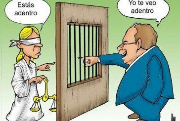 Luy: Prisión a Duarte