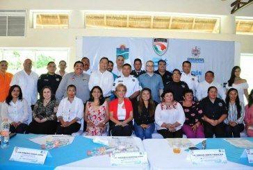 Encabeza Romi Dzul 5ta. Sesión Ordinaria de la Conferencia Nacional de Seguridad Pública Municipal