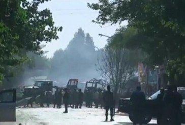 35 muertos, saldo de un atentado en Afganistán