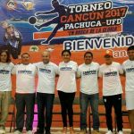 Inauguran el Tercer Torneo Internacional Cancún Pachuca-UFD 2017