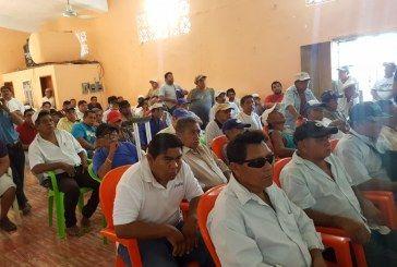 Ejidatarios de FCP desechan bloqueos y privilegian acuerdos