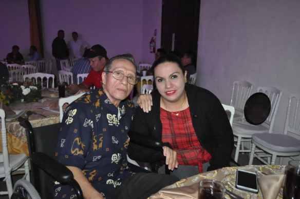 Rogelio y Laura Rivero.