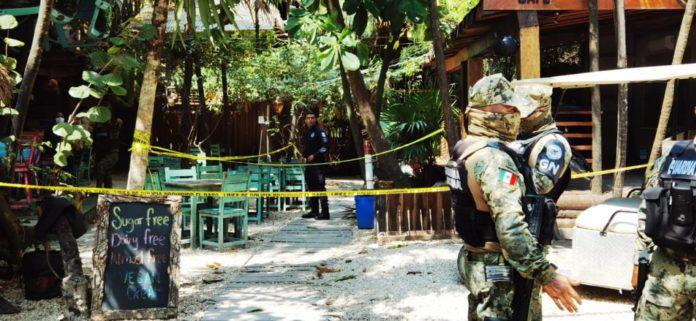 Ejecutan a un hombre en la Zona Hotelera de Tulum | El Quintana Roo MX