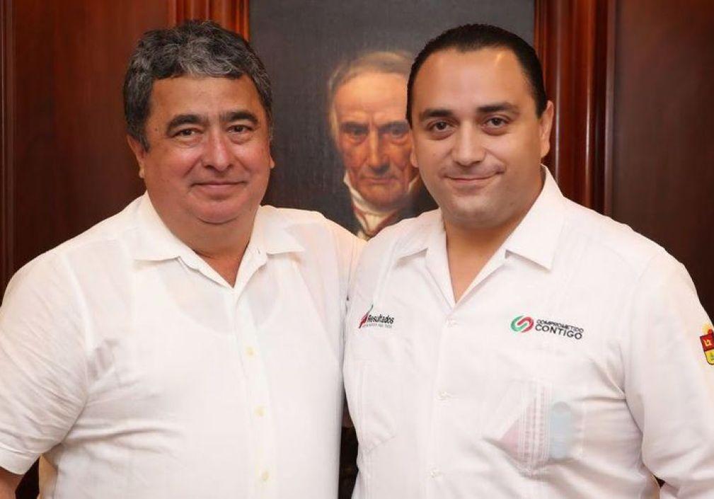 Mendicuti, con un pie de regreso a la cárcel; ahora acusado de robo, despojo  y ecocidio | El Quintana Roo MX