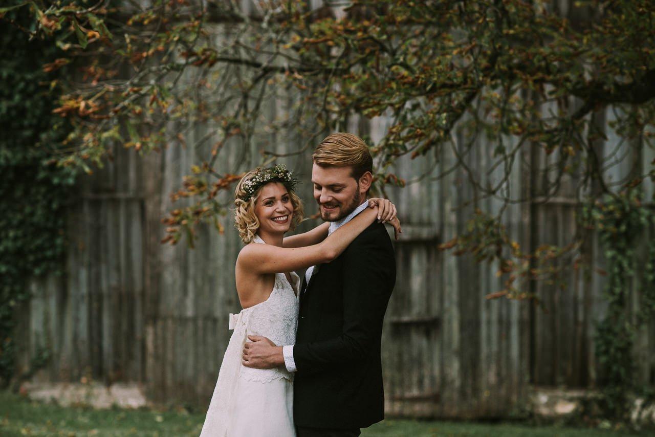 Fotógrafos de sonrisas y bodas sencillas