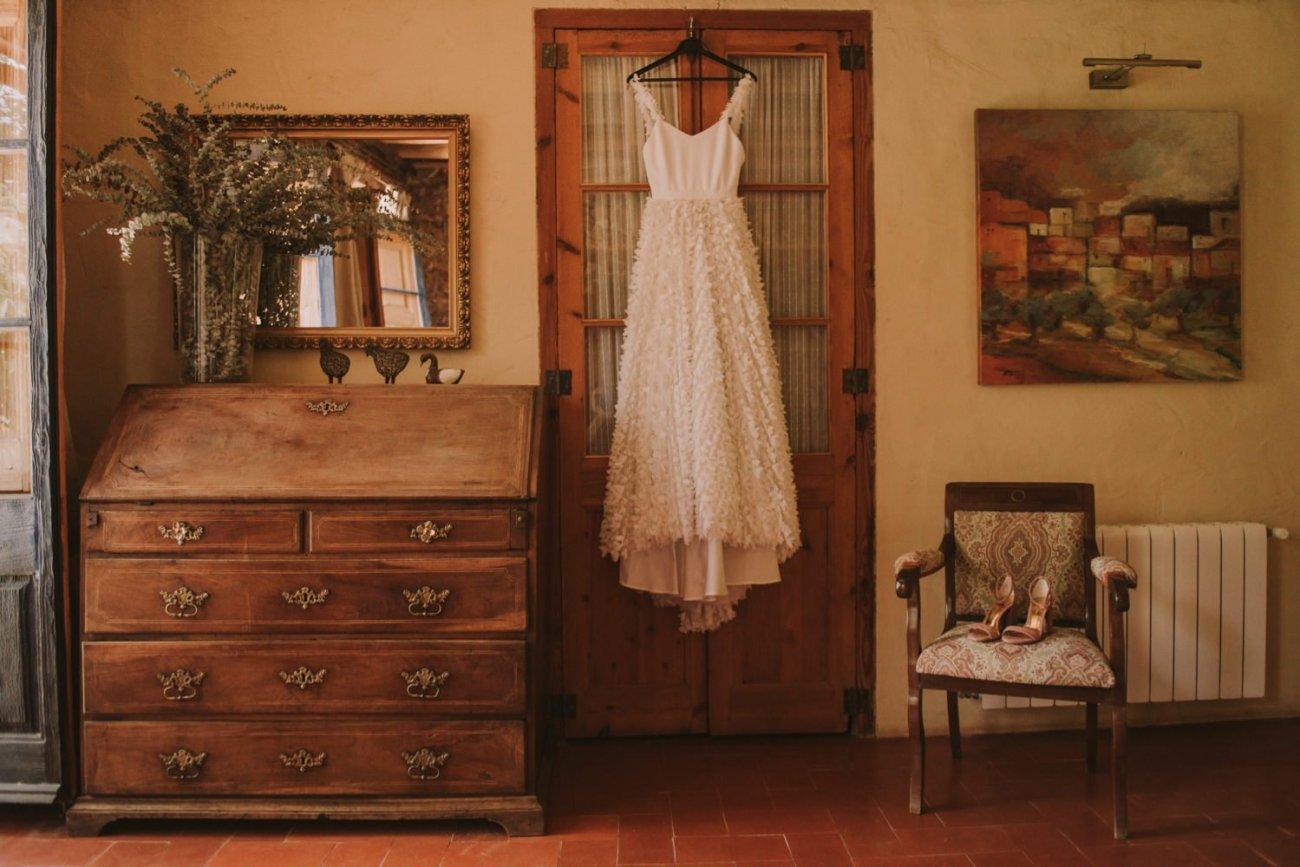 vestido de novia de jordi anguera
