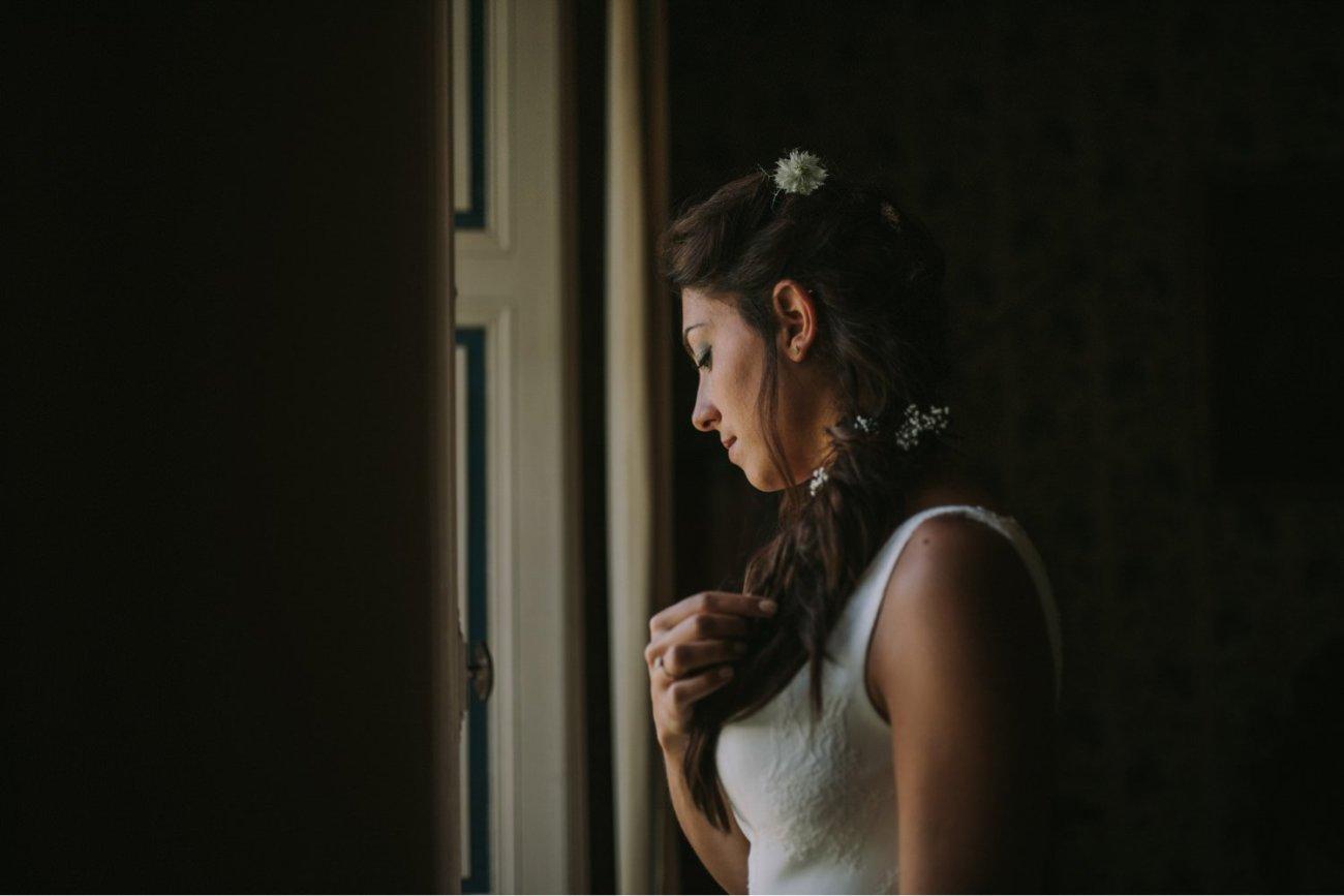 fotos preparativos novia boda turenne