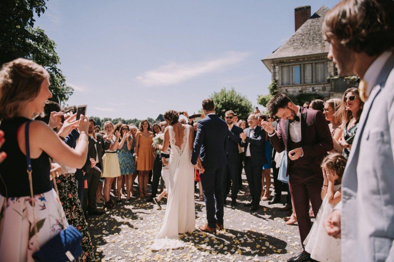 boda en iglesia turenne