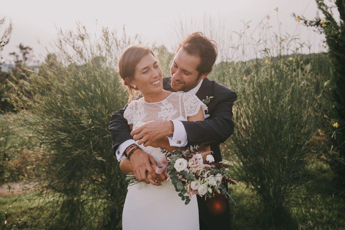 foto de boda en mas cabanyes