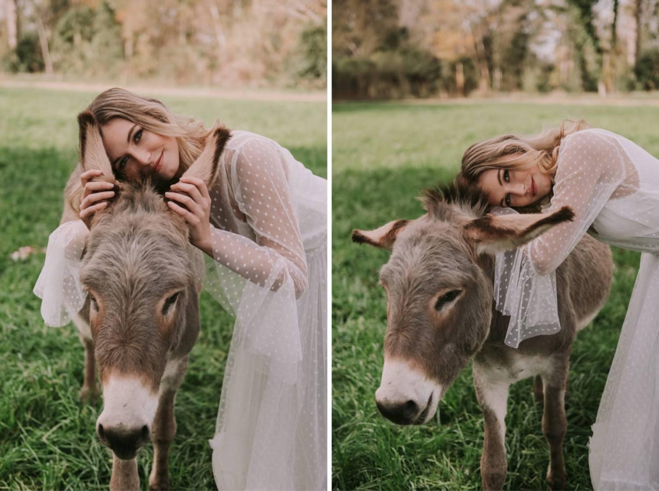 fotografia de novias