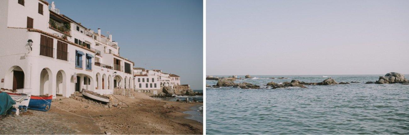 playas calella de palafrugell