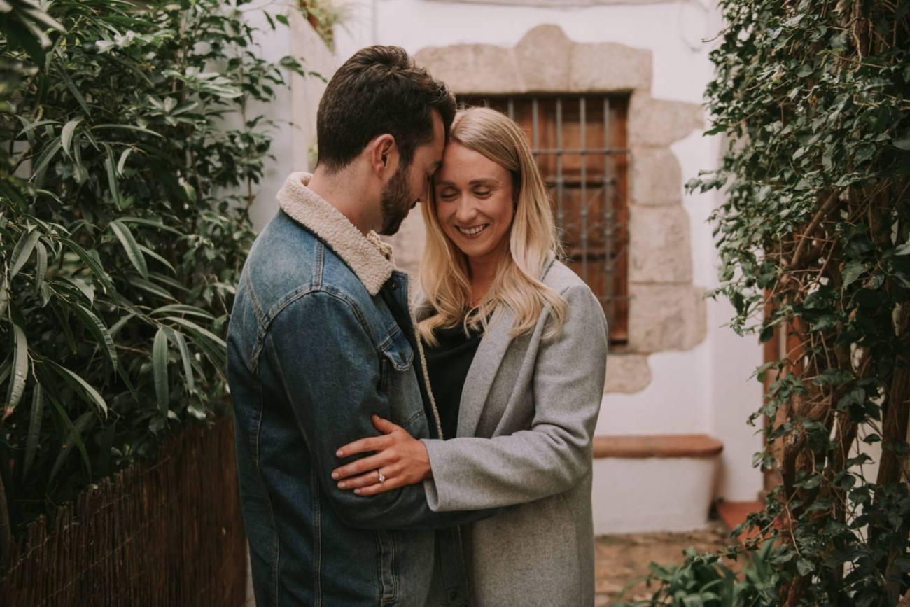 fotos naturales de pareja