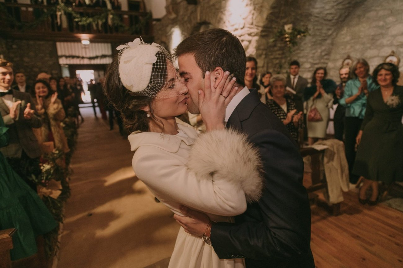 boda en la iglesia de anciles, huesca