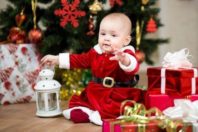 Ropa y accesorios de Navidad para nios nias y bebs
