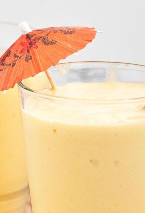 Licuado de Miel y Mango
