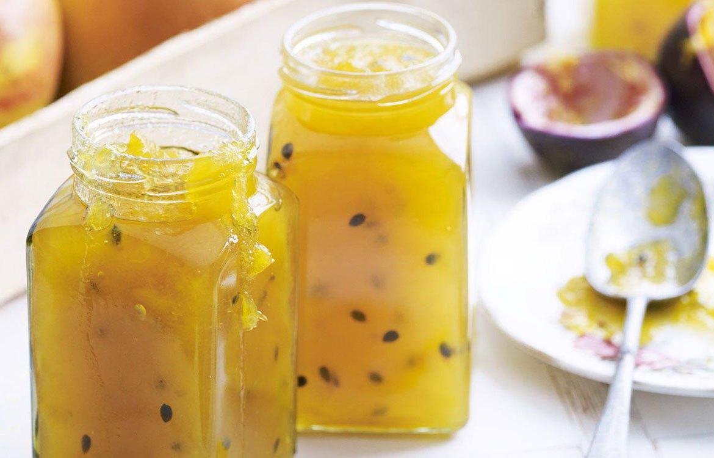 Mermelada de Maracuya y Limon