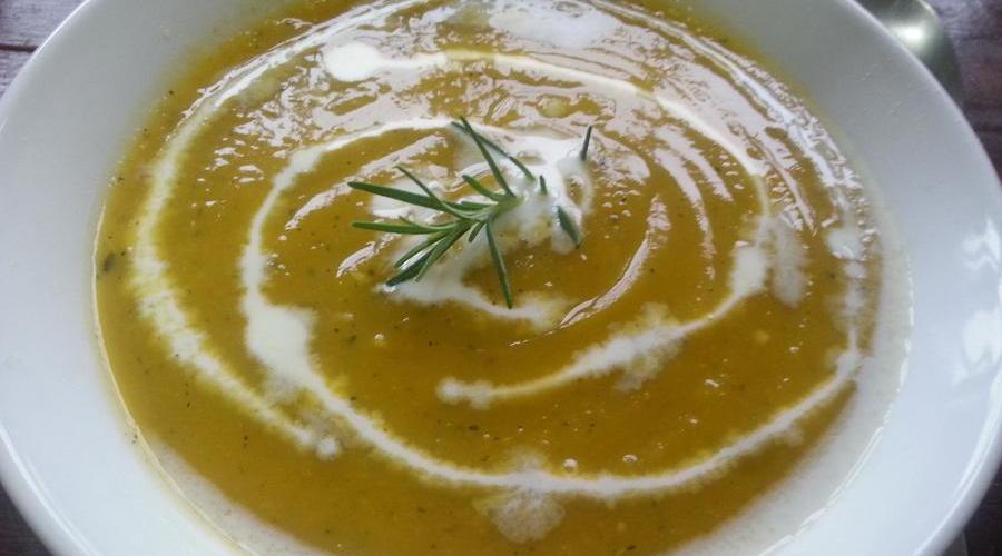 Sopa de Auyama