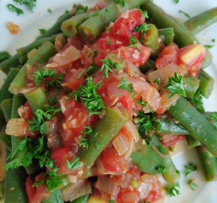 Ensalada de Habichuela Tomate