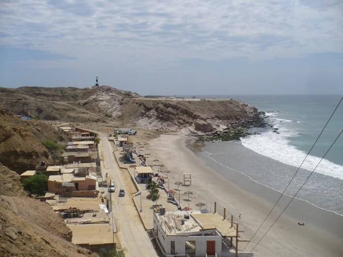 Resultado de imagen para carretera la costanera talara