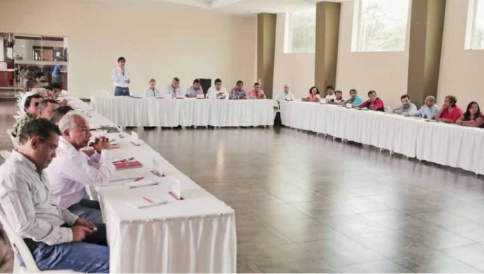 Resultado de imagen para comité local reunion puntarenas alta direccion petroperu