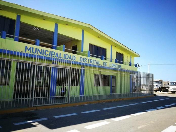 municipalidad lobitos