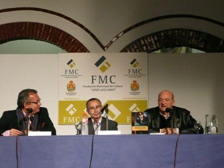 Presentación del libro El Reino de las Sirenas en Algeciras