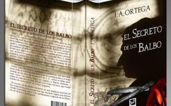 Portada y contra del libro El Secreto de los Balbo