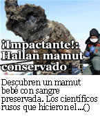 IMPACTANTE: HALLAN MAMUT CONSERVADO