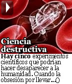 CIENCIA DESTRUCTIVA
