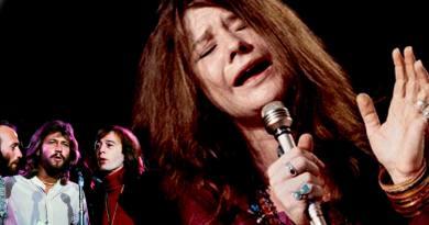 Janis Joplin y el cover Bee Gees