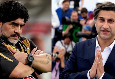 Maradona no quiere que vean su película