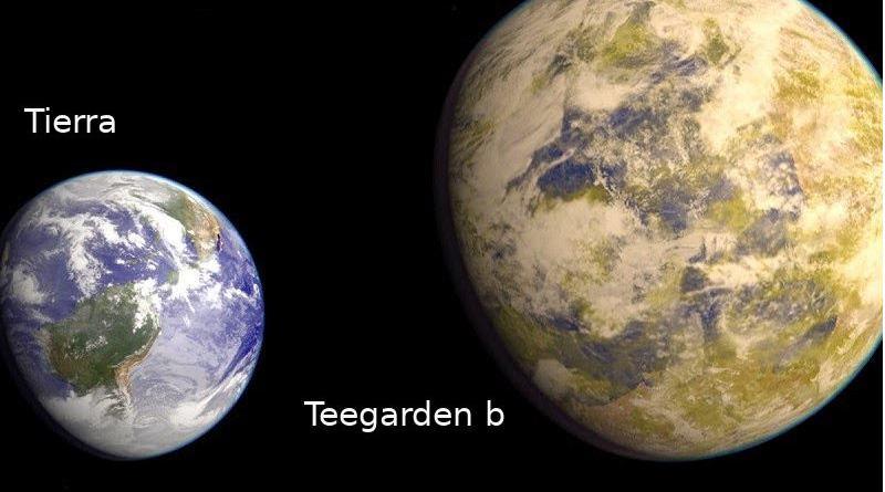 Dos planetas donde se puede hallar vida