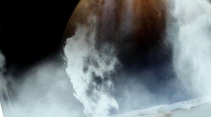 📡 Hallan agua en luna Europa