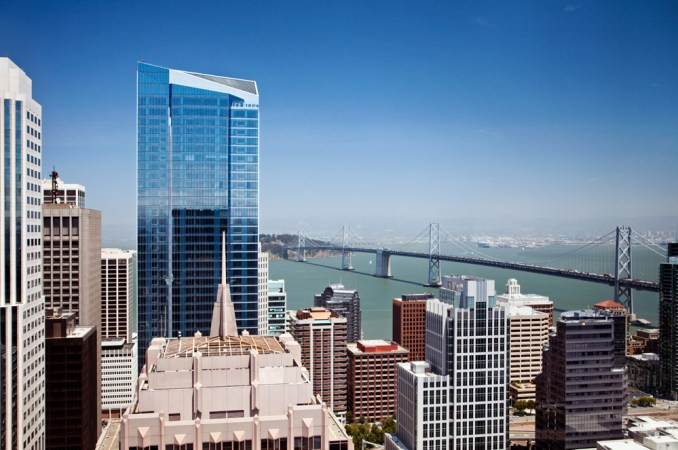 Millennium TowerArchitect: Handel Architects LLPLocation: San Francisco, California