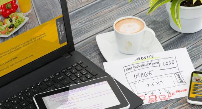 diseño y desarrollo web imagen