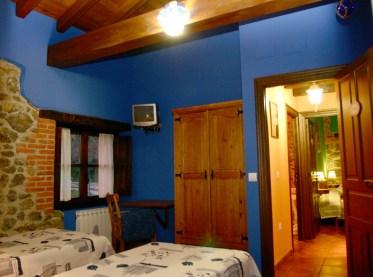 habitación Atalaya Rincón del Sella