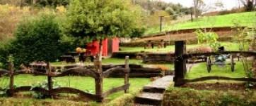 Zona verde casa rural