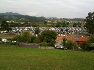 El Rincón del Sella en Piraguas