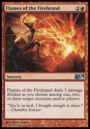 LLAMAS DE LA INSTIGADORA / FLAMES OF THE FIREBRAND (M14)