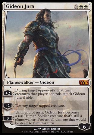 GIDEON JURA (M12)