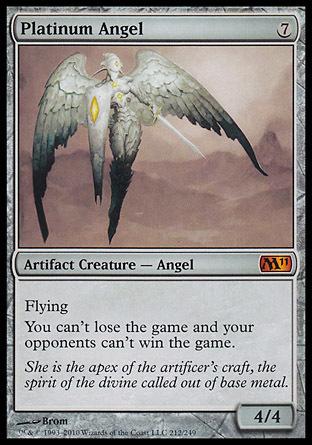 ANGEL DE PLATINO / PLATINUM ANGEL (M11)